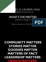 120216 MayorsInstitute Revised Presented