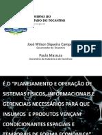 Apresentação - PBLog