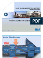 Long Island MacArthur Airport Master Plan Update