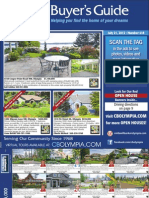 Coldwell Banker Olympia Real Estate Buyers Guide July 21st 2012