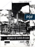 Mecanica de Fluidos Aplicada(Robert L. Mott)
