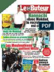 LE BUTEUR PDF du 19/07/2012