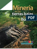 Mineria en Tierras Bajas de Bolivia