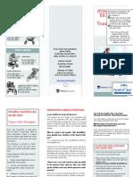 Stroller Brochure - April 2012