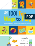 1001 Fun Ways to Play