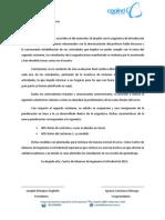 Carta a Dirección de docencia, caso Introducción a la Ingeniería
