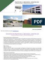 Projeto de Arquitetura II - Aula 1