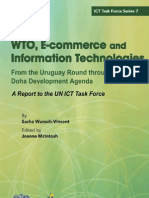 07.Unicttf  WTO, E-commerce and Information Technologies eBook