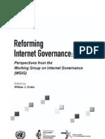 12.UNICTTF Reforming Internet Governance WGIG eBook