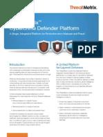 ThreatMetrix Cybercrime Defender Platform