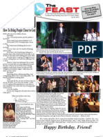 The Feast - July 22, 2012 Issue