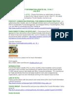 Forest Information Update Vol 13 No 7 - July 2012