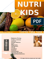 Proyecto de Inversión Nutri Kids