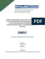 Proyecto Pacie Fase Investigacion Equipo A 2012