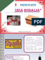Proyecto de Inversión Dulceria Rosalia