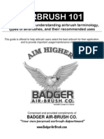 BADGER Ultimate 101ChooseTroubleshoot