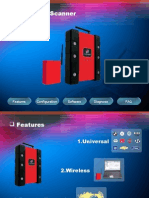 AD-1 Universal auto diagnsotic scanner