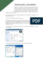 Tutorial - Windows 7 No Samba - Alterado - Completo