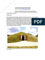 Archaeoastronomy of the Ocmulgee Earth Lodge