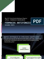 antifúngicos segunda parte