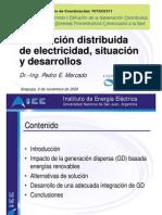Presentacion CYTED Arequipa 061109 - Pedro E Mercado