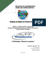 Fase de investigación (Grupo D)