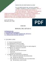 REGLAMENTO INTERNO DE TRABAJO DEl estudio muñiz