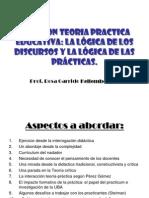 Relacion Teoria Practica Educativafinal