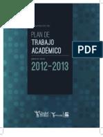 PLAN BAZAN 2012-2013