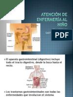 Atencion de Enfermeria Al Nio Gastrointestinal