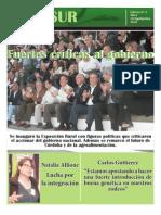 Suplemento AGROSUR - Periodismo