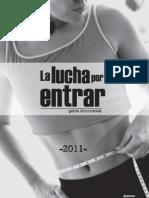 """La lucha por entrar"" Guion Documental"