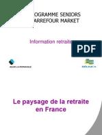 Carrefour Market Module Retraite Seniors 50 Ans