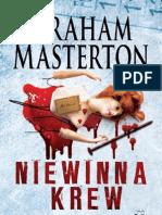 """Graham Masterton, """"Niewinna krew"""", Wydawnictwo Replika 2012 [fragment]"""