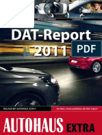 DAT-Report 2011 Autohaus