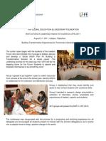 Final LIFE-2011 Report