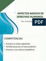 Aspectos Basicos de Derechos Humanos