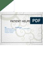 Patient Helper