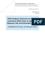 EIOPA-OPSG-12-06_Feedback_Statement_on_EC_White_Paper_on_Pensions