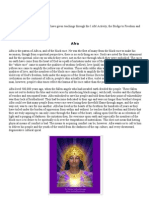 Ascended Masters Glossary