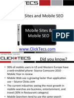 Build Mobile Websites   How to make a Mobile Website   Creating Mobile Websites