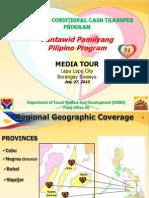 Media Tour Lapu2 City Revised Shortened Version Edited