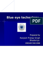 Ranjeet's Blue Eyes