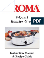 Aroma Roaster 9qt
