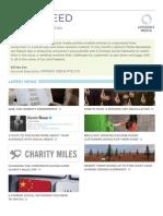 Upfront Media NEWSFEED - Issue 34