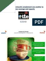 WiFi Femtocells Pradeep de Almeida Dialog LTEWS 2012