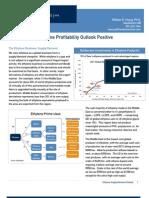 Ethylene Profitability Outlook - April 2012