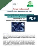 53rd Ami Conference Circular