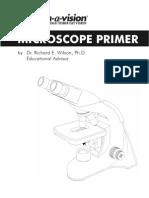 Microscope Primer
