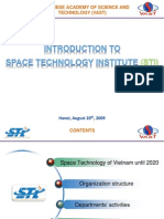An Introduction of Vietnam Space Technology Institute